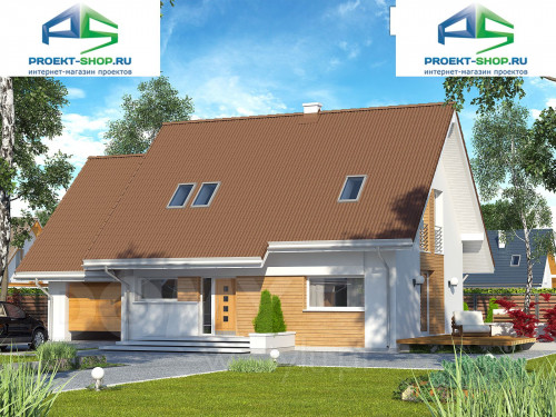 Проект дома 1-146