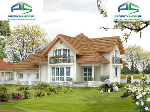 Типовой проект жилого дома 1-148