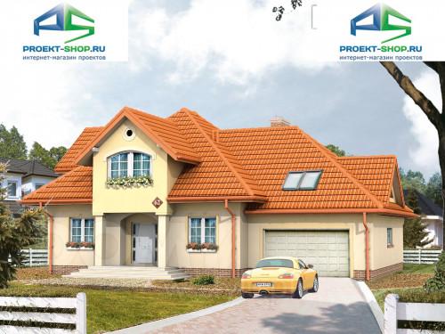 Проект дома 1-150