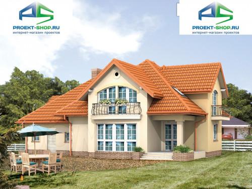 Типовой проект жилого дома 1-150