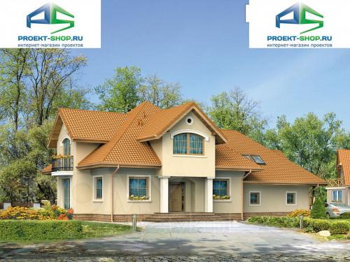 Проект дома 1-154