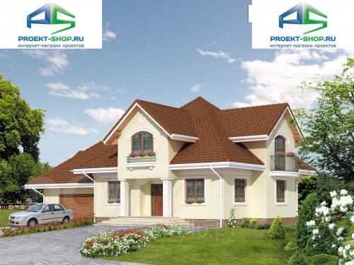 Проект дома 1-156