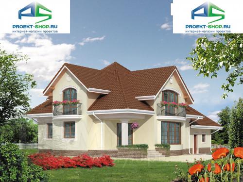 Типовой проект жилого дома 1-156