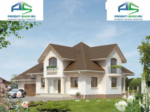 Проект дома 1-157