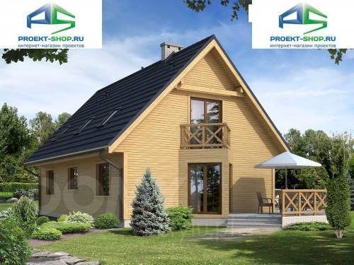 Типовой проект жилого дома 1-162