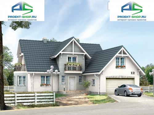 Типовой проект жилого дома 1-163