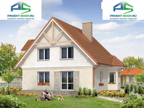 Типовой проект жилого дома 1-165
