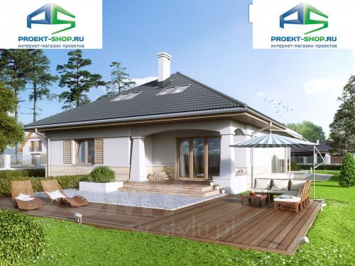 Типовой проект жилого дома 1-169