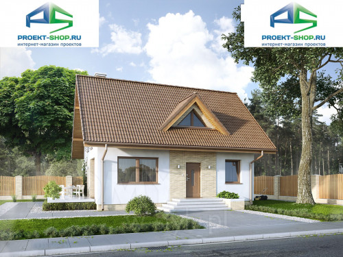 Проект дома 1-170