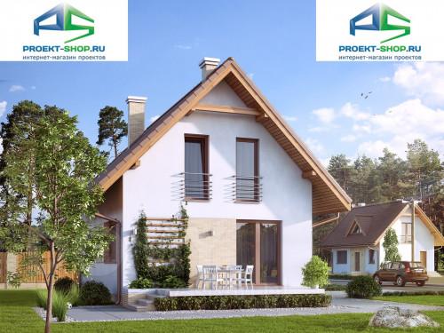 Типовой проект жилого дома 1-170