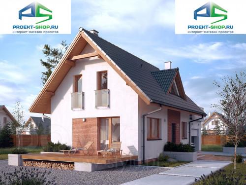 Типовой проект жилого дома 1-171