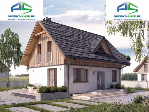 Проект дома 1-173