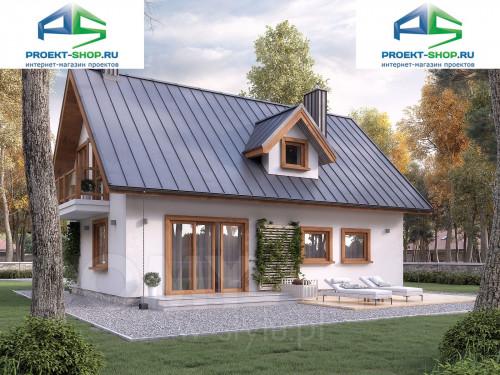 Типовой проект жилого дома 1-177