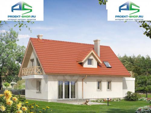 Типовой проект жилого дома 1-178