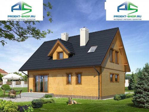 Типовой проект жилого дома 1-179