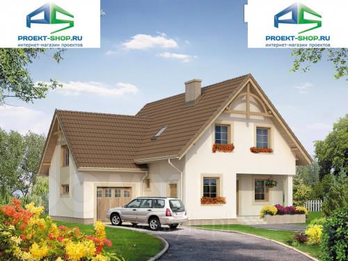 Проект дома 1-182