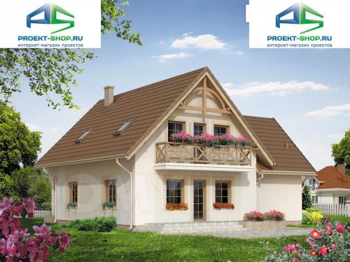 Типовой проект жилого дома 1-182