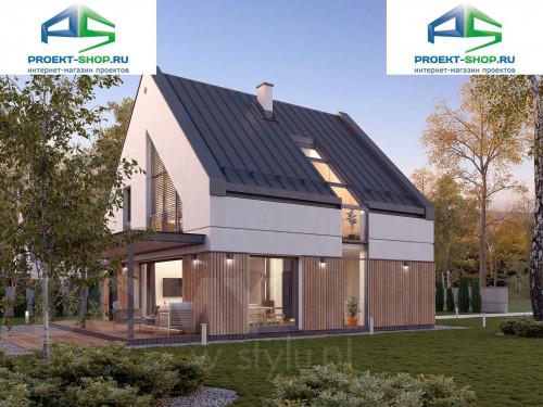Типовой проект жилого дома 1-185