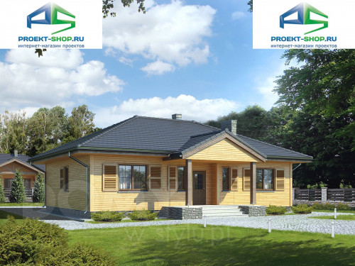 Проект дома 1-192