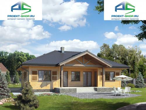 Типовой проект жилого дома 1-192