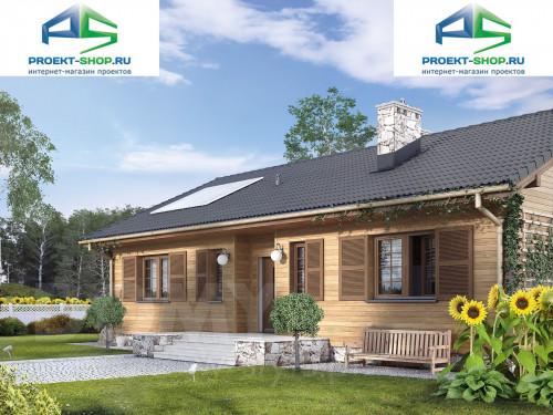 Типовой проект жилого дома 1-195