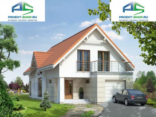 Типовой проект жилого дома 1-203