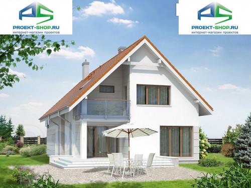 Типовой проект жилого дома 1-204