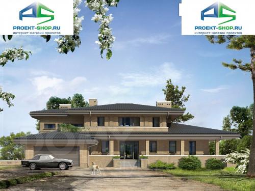 Проект дома 1-206