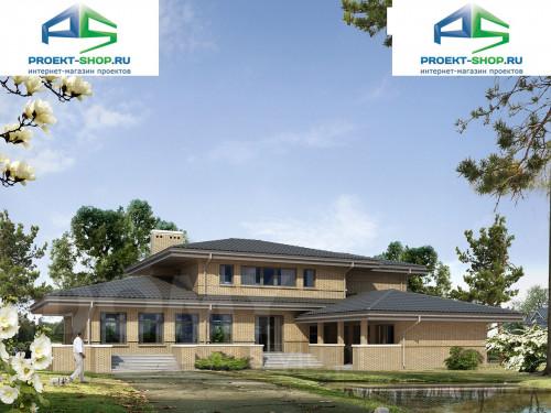 Типовой проект жилого дома 1-206