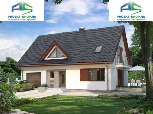 Типовой проект жилого дома 1-210