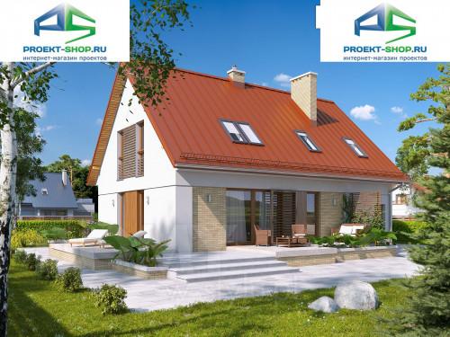 Типовой проект жилого дома 1-212