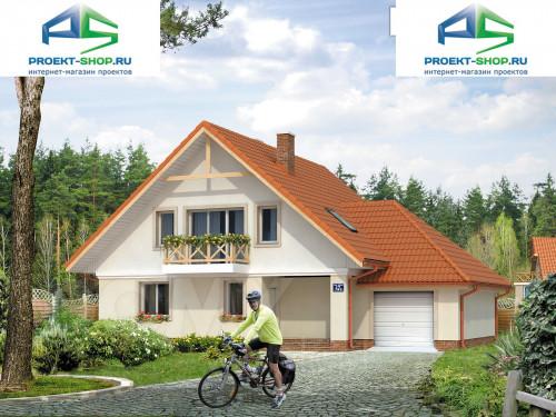 Типовой проект жилого дома 1-216
