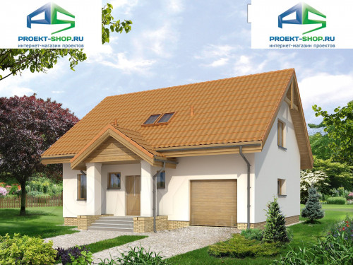 Типовой проект жилого дома 1-220