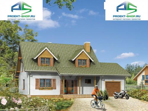 Типовой проект жилого дома 1-224