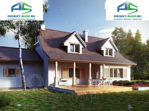 Типовой проект жилого дома 1-225