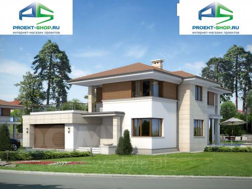Проект дома 1-236