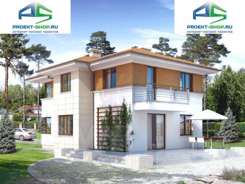 Типовой проект жилого дома 1-237