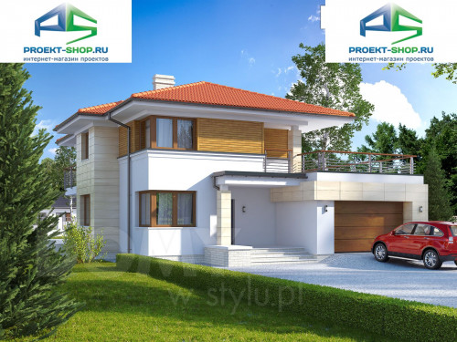 Типовой проект жилого дома 1-241