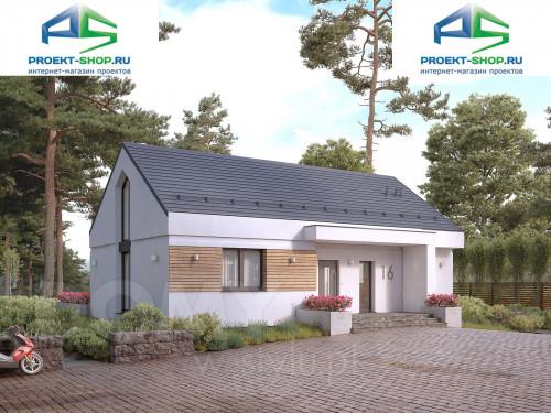 Типовой проект жилого дома 1-244