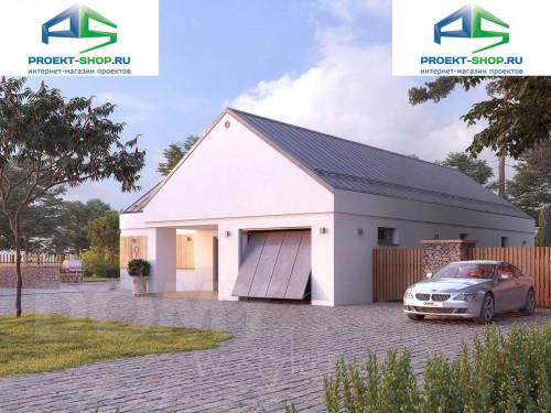 Типовой проект жилого дома 1-245