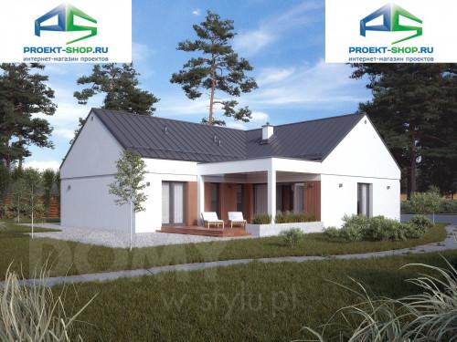 Типовой проект жилого дома 1-246