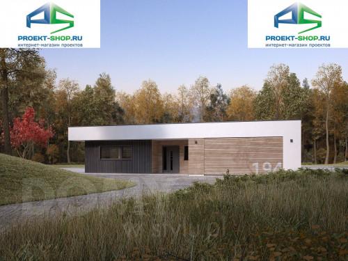 Проект дома 1-247