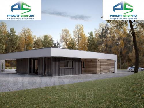 Типовой проект жилого дома 1-247