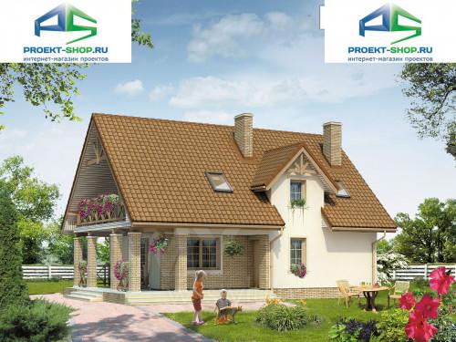 Типовой проект жилого дома 1-248