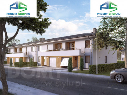 Проект дома 1-250