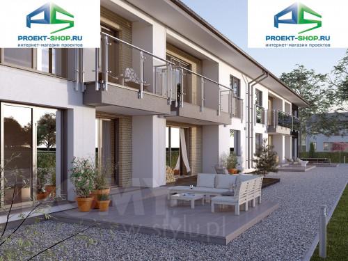 Типовой проект жилого дома 1-250