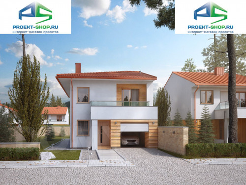 Проект дома 1-251
