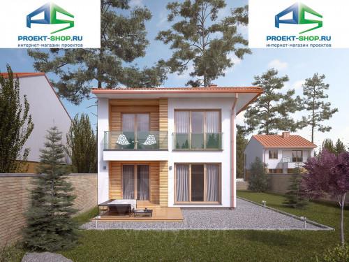 Типовой проект жилого дома 1-251