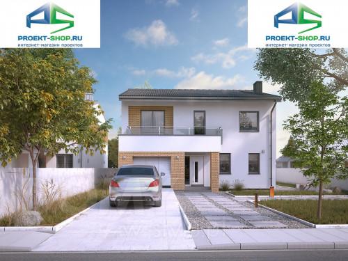 Типовой проект жилого дома 1-252