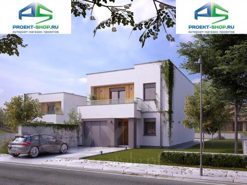 Проект дома 1-253